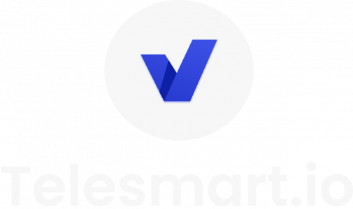 telesmart.io logo